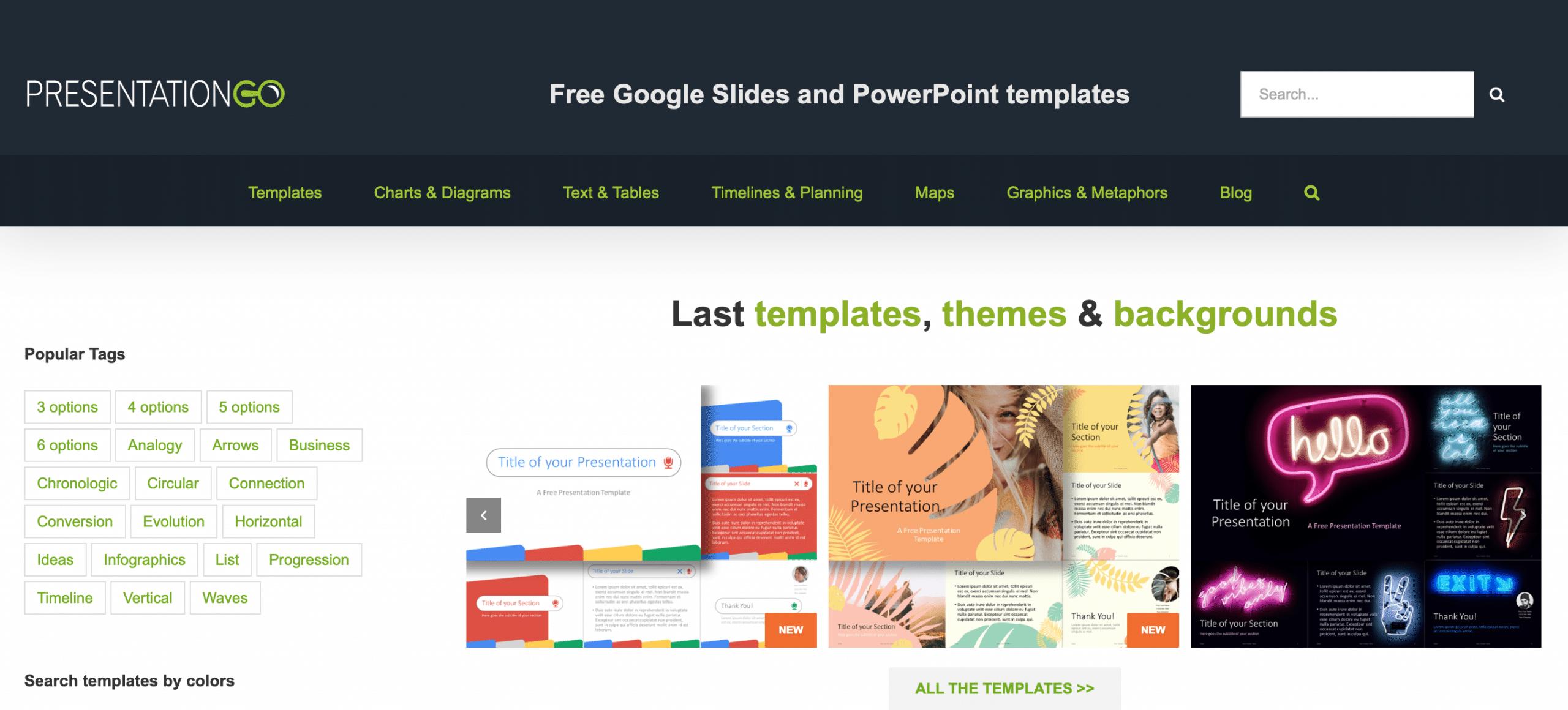 5 เว็บไซต์แจกฟรี เทมเพลต Google Slide และ PowerPoint สวยๆ ง่าย ๆ หลายรูปแบบ