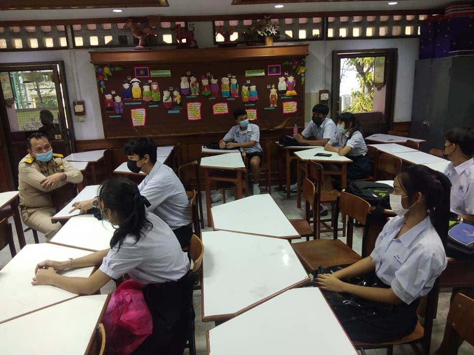 'ณัฏฐพล' ปิ๊งไอเดีย ปรับแก้หลักสูตร รองรับ การผสมผสานทั้งเรียนออนไลน์และในโรงเรียน